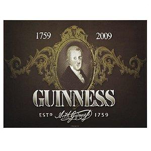 Placa Guinness