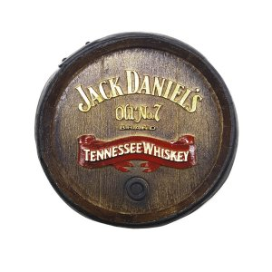 Barril Decorativo Jack Daniels P
