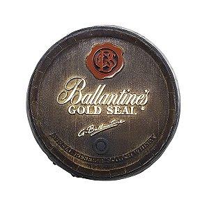 Barril Decorativo Ballantines P
