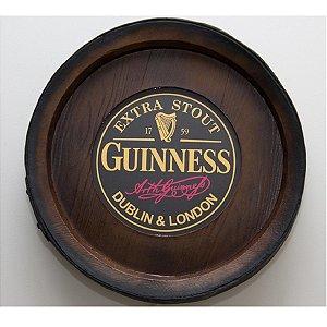 Barril Decorativo Guinness Back Light - Bivolt