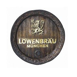 Barril Decorativo Löwenbräu G