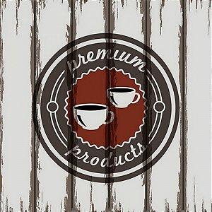 Quadro em Canvas Coffee Premium