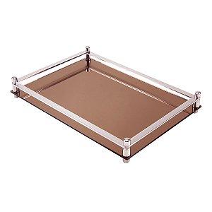 Aparador p/ Lavabo Bronze