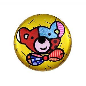 Peso de Papel Urso - Romero Britto