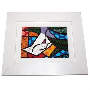 Quadro Behind the bushes - Romero Britto