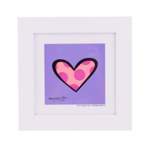 Quadro Dotty About You - Romero Britto