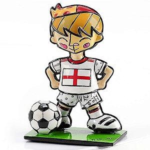 Mini Escultura Inglaterra - Romero Britto