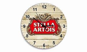 Relógio Parede Stella Madeira