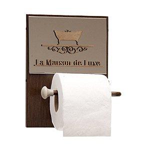 Porta Papel Higiênico Lille