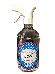 Água Perfumada p/ Tecidos Boy 500ML