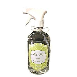 Água Perfumada p/ Tecidos Jasmim 500ML