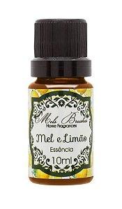 Essência Concentrada Mel e Limão 10ML