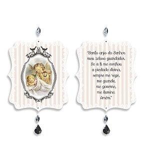 Mobile Oração Santo Anjo Menina
