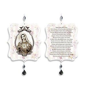 Mobile Oração Virgem Maria
