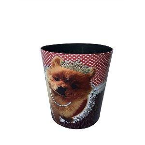 Lixeira Pet Pop Cachorro