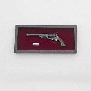 Quadro Réplica Pistola Colt 1851