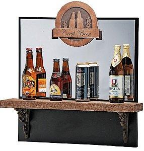 Prateleira p/ Bebidas Craft Beer