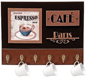 Suporte Café Paris p/ Xícaras
