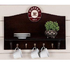 Prateleira c/ Suporte Coffee