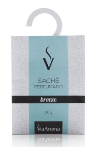 Sachê Perfumado Breeze 30g