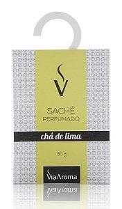 Sachê Perfumado Chá de Lima 30g