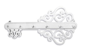 Porta Chaves Branco