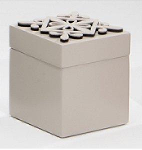 Caixa de Chá Ísis Pergaminho