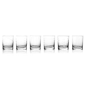 Conjunto 6 copos para whisky 340ml