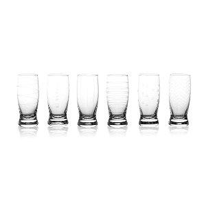 Conjunto 6 copos para licor 114ml