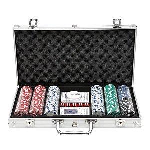 Jogo Poker profissional 300 fichas