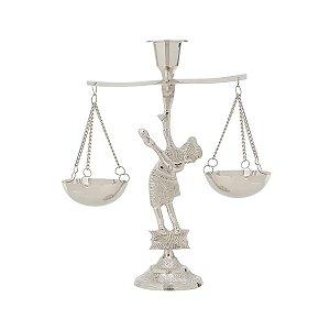 Balança castiçal lady 26cm