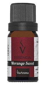 Essência Concentrada Morango Sweet 10ml
