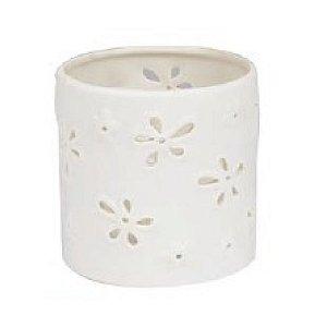 Castiçais de Cerâmica