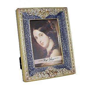 Porta retrato clássico Marinho IV