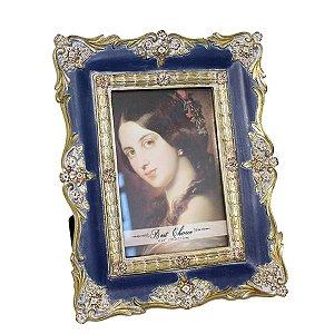 Porta retrato clássico Marinho II