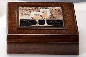 Porta guardanapos Vins