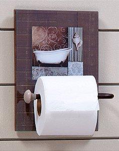 Porta papel higiênico Alasca