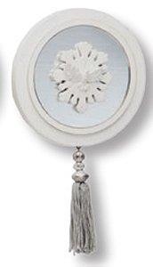 Medalhão Milagres - Branco