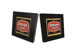 Quadro Brahma Chopp luminoso