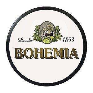 Quadro redondo Bohemia luminoso