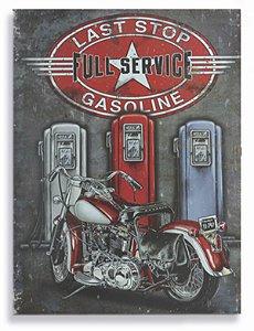 Placa Bombas de Gasolina