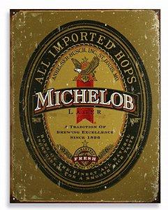 Placa Michelob