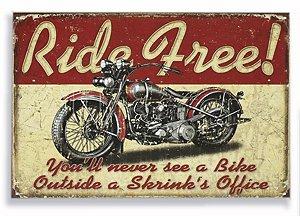 Placa Ride Fire