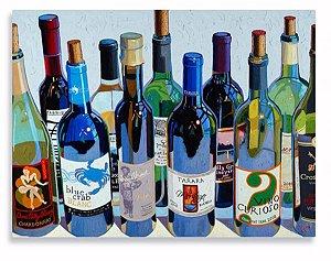 Placa Vinho