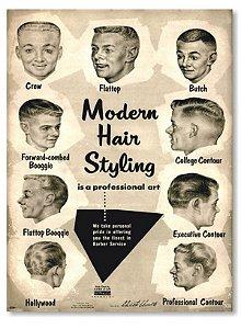 Placa Modern Hair