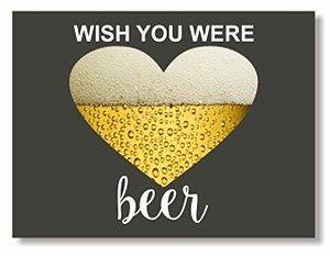 Placa Were Beer P