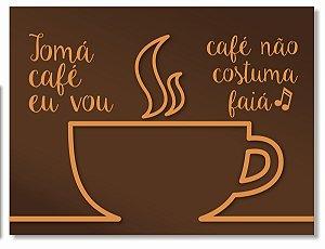 Placa Tomá Café