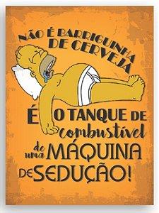 Placa Tanque