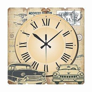 Relógio Old Car