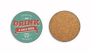 Porta Copos Drink Beer
